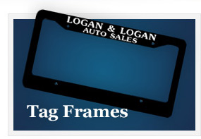 Tag Frame Example